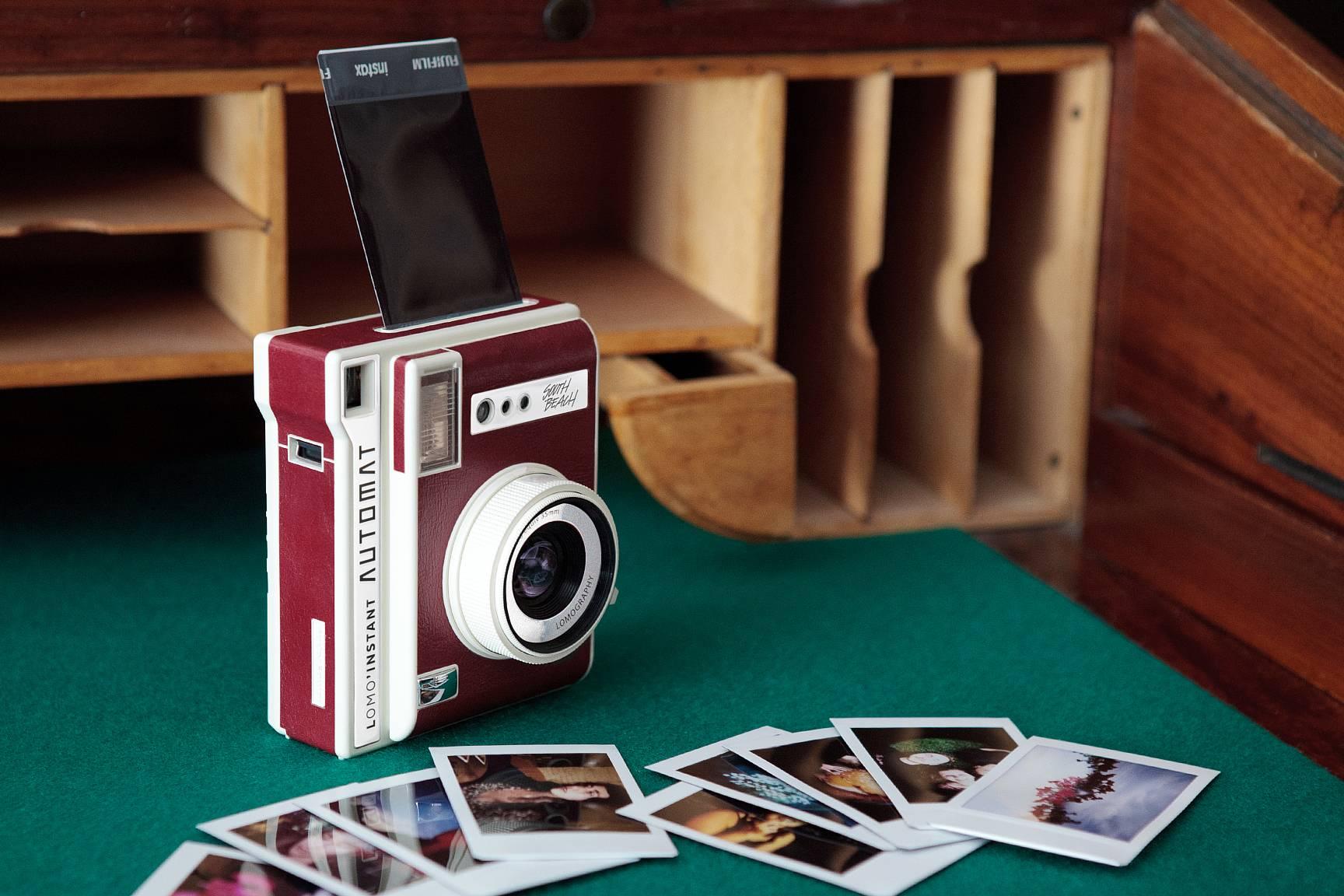 tendencias - camaras fotograficas lomo - lomography