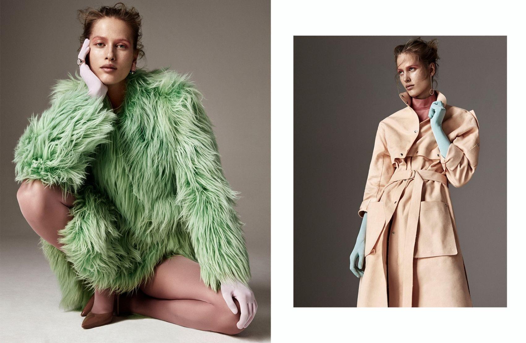 Fotografía de moda profesional editorial jonathan segade