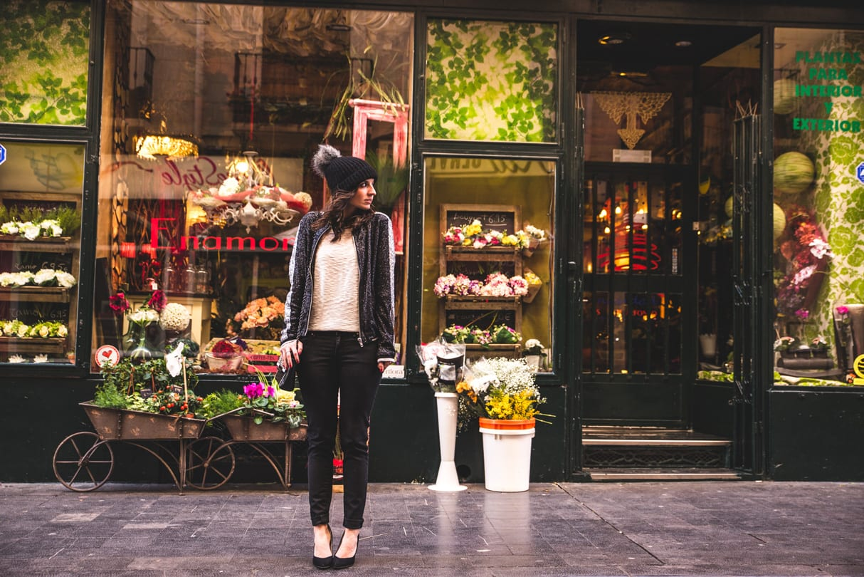 entrevista blogger moda vanessa cano