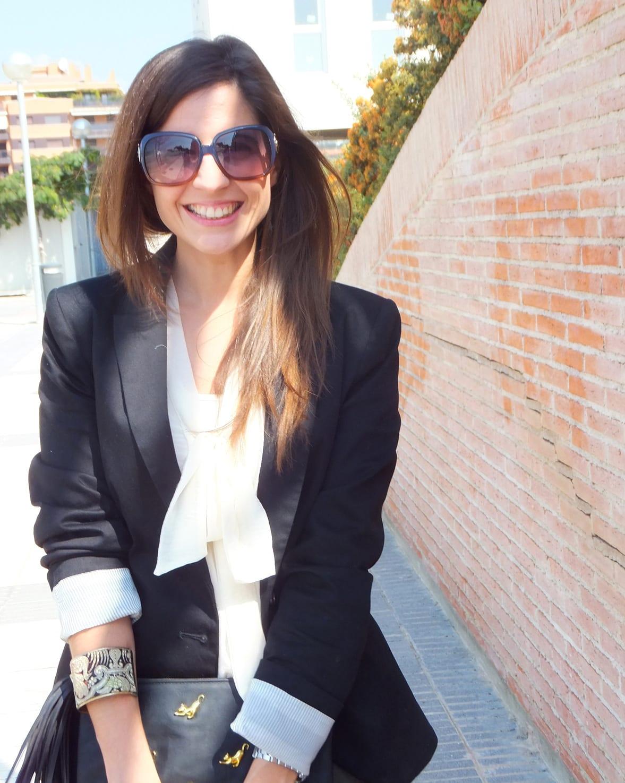 blogger con shorts verde militar (14)