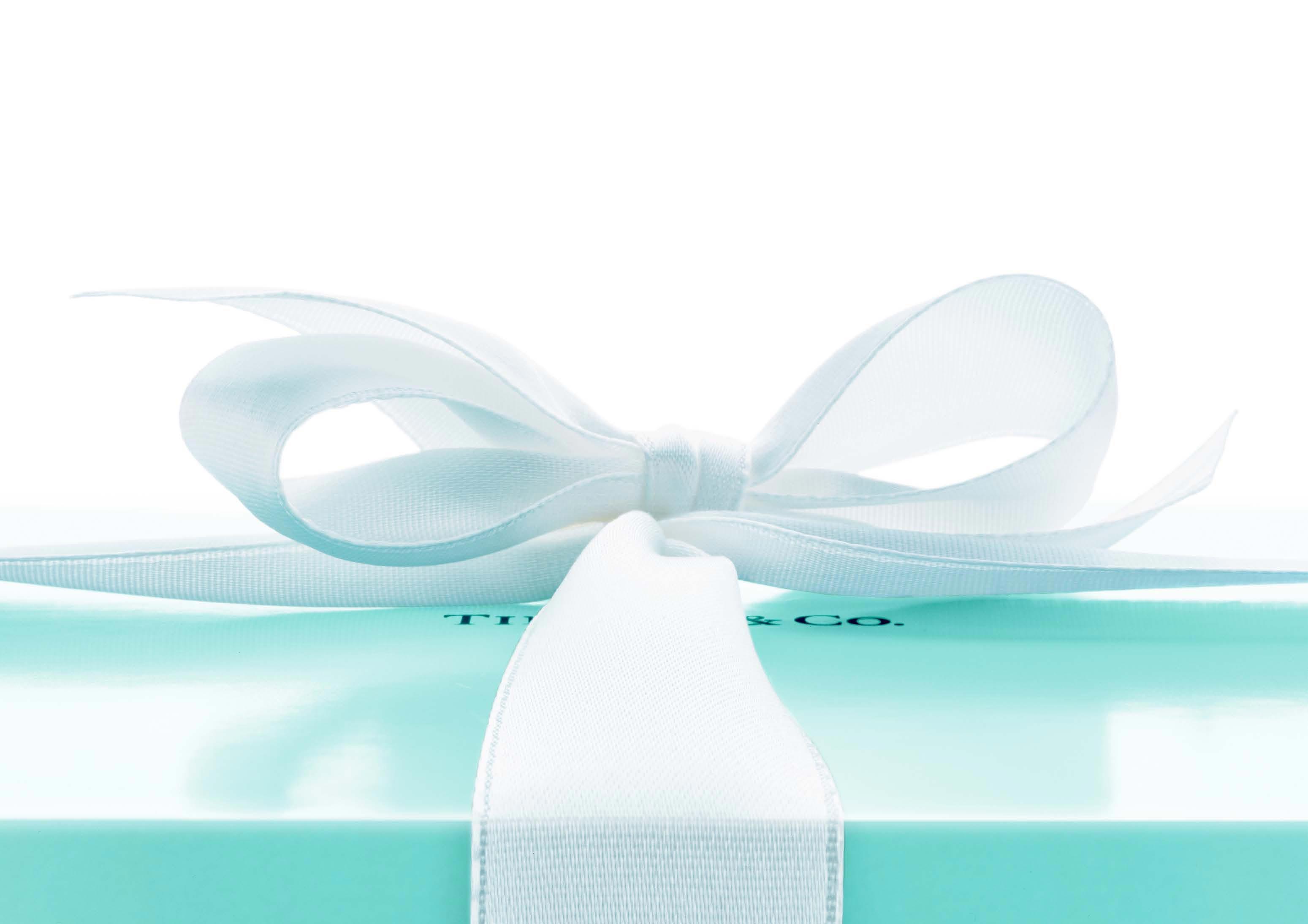 caja de Tiffany's