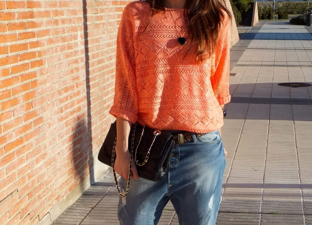 look pantalones baggies