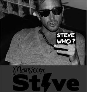 Monsieur-Steve