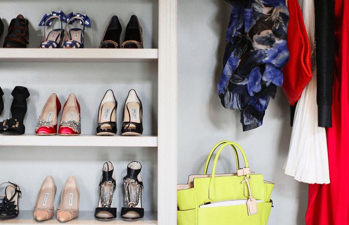 mejores vestidores de bloggers de moda