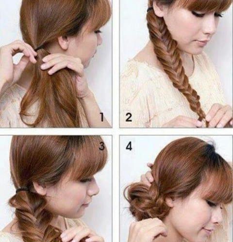 peinados-con-trenzas-braids-trenzados-moños-sencillos-peinados-sencillos-2-SIY-Fácil