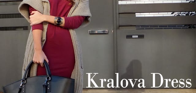 Kralova-Design-vestido-botines-lefties-blanco-leggings-bolso-zaea-look-burgundy-burdeos-bolso-negro-9
