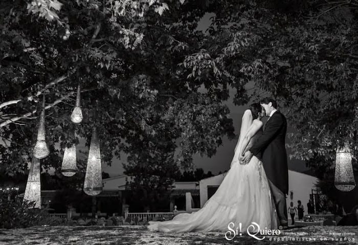 Wedding planner Sira Antequera