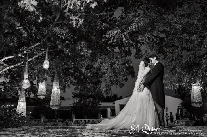 Wedding planner Sira Antequera