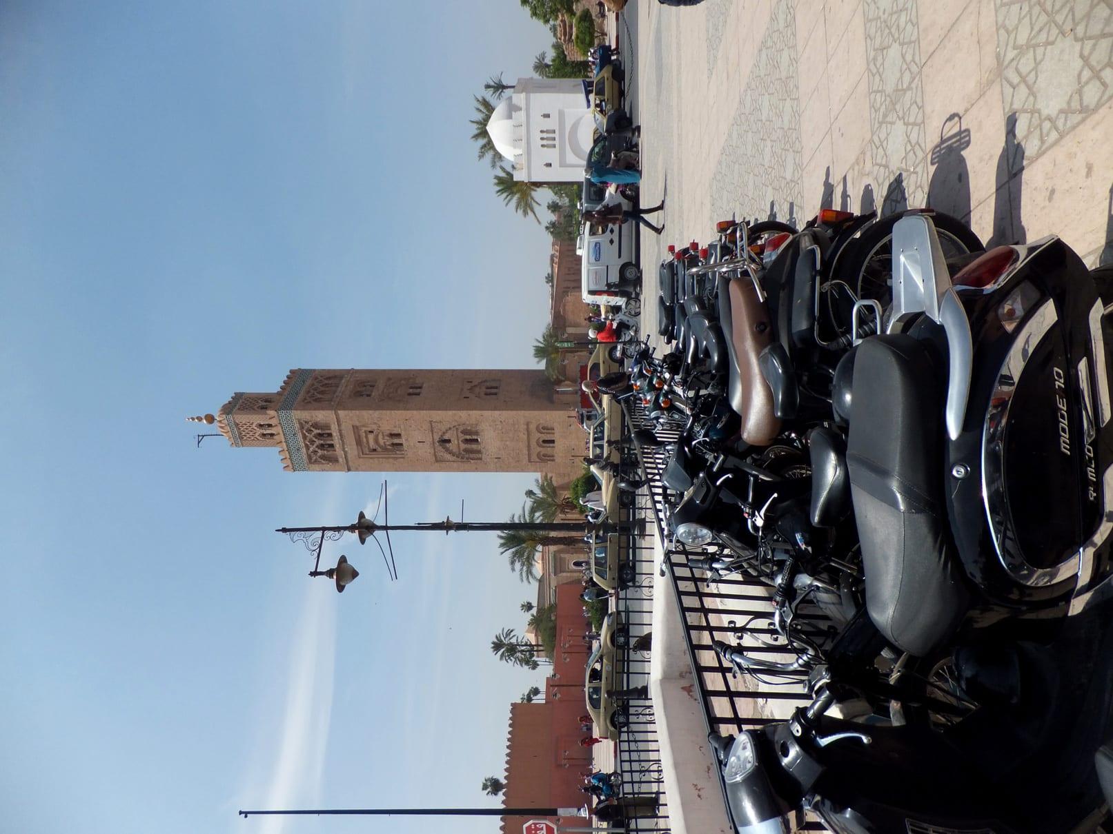 Mezquita de la Koutoubia Marruecos
