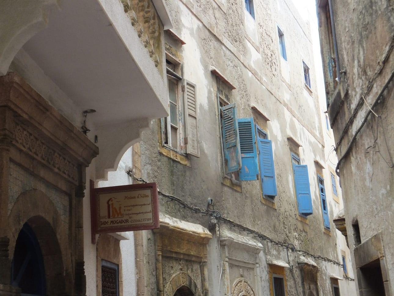 Ossauira Marruecos