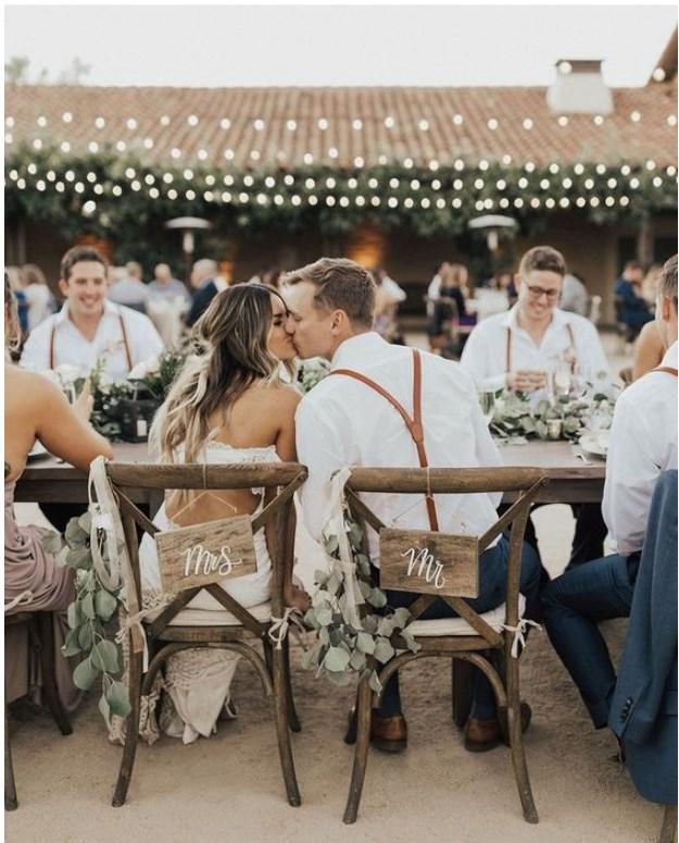 sillas y mesas para eventos y bodas