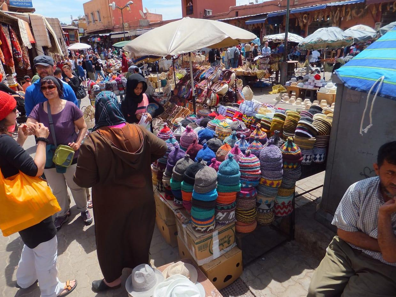 Plaza Principal de Marrakech