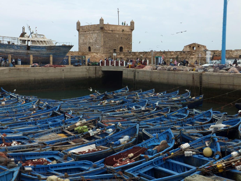 Marruecos Ossauira