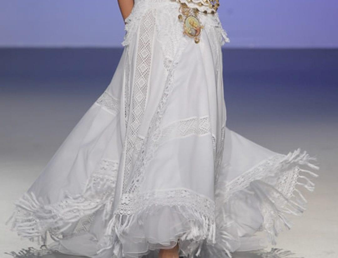 vestido de novia ibicenco tony bonet 2015