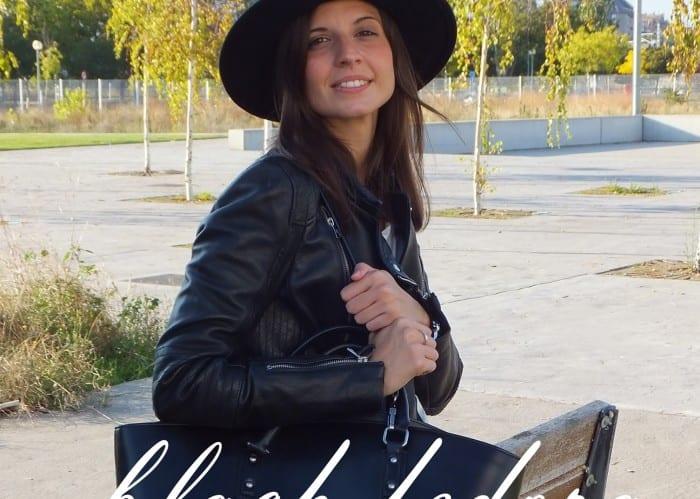 TOP-BLOGGER-ESPAÑA-sombrero-fedora-zapatillas-converse-blancas-cazadora-perfecto-de-piel-cuero-camiseta-blanca-mango-61-copia1
