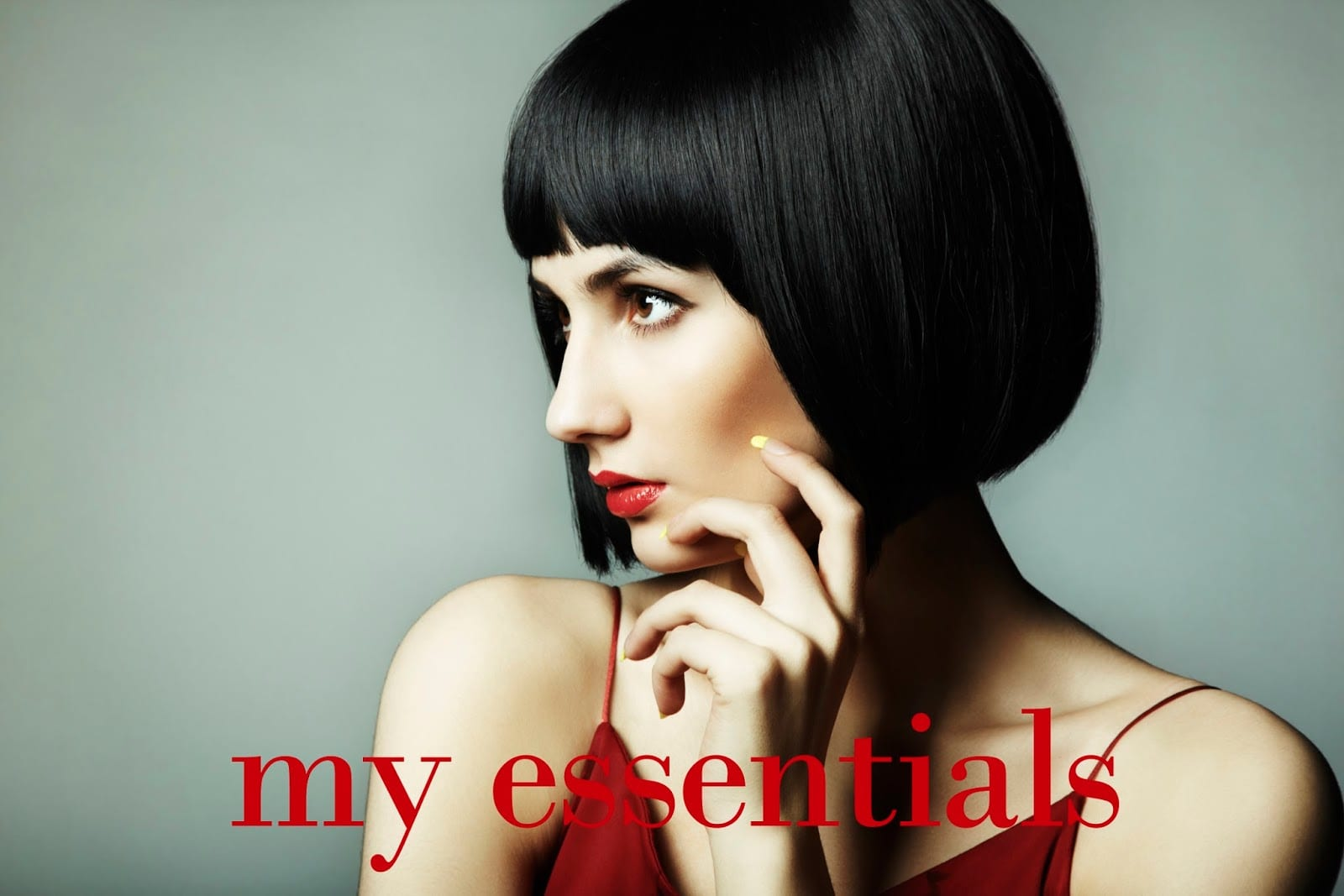 Hair Style Essentials : Hair essentials IN FRONT ROW STYLE