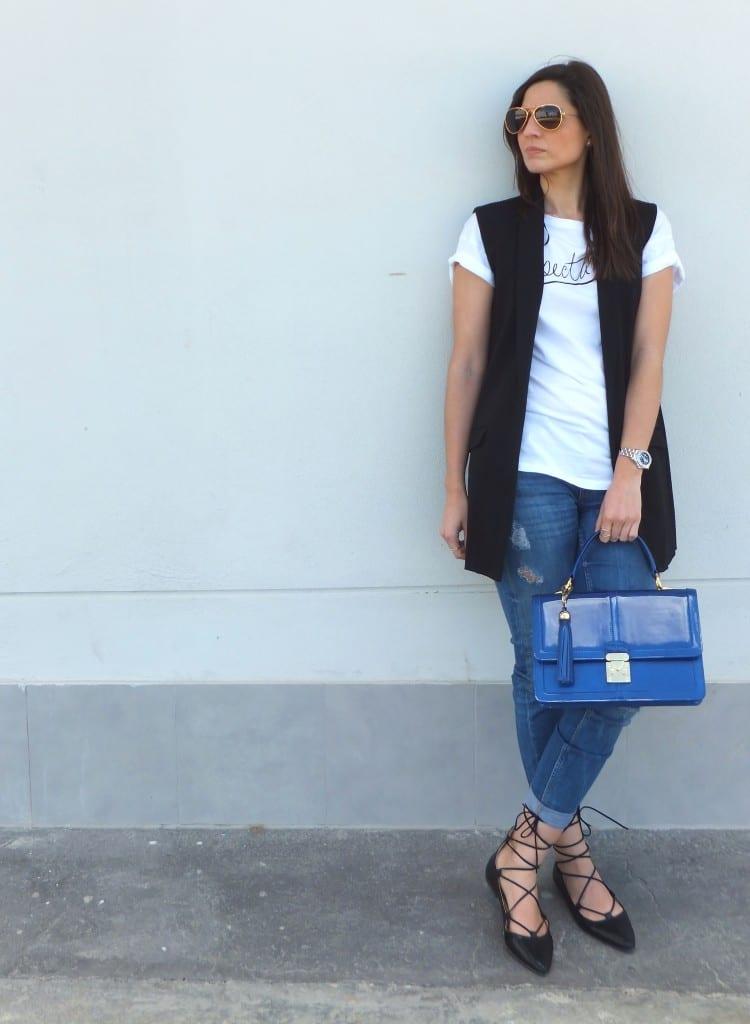 bolso de mano azul - barada luxury - bolsos de piel ubrique (11)