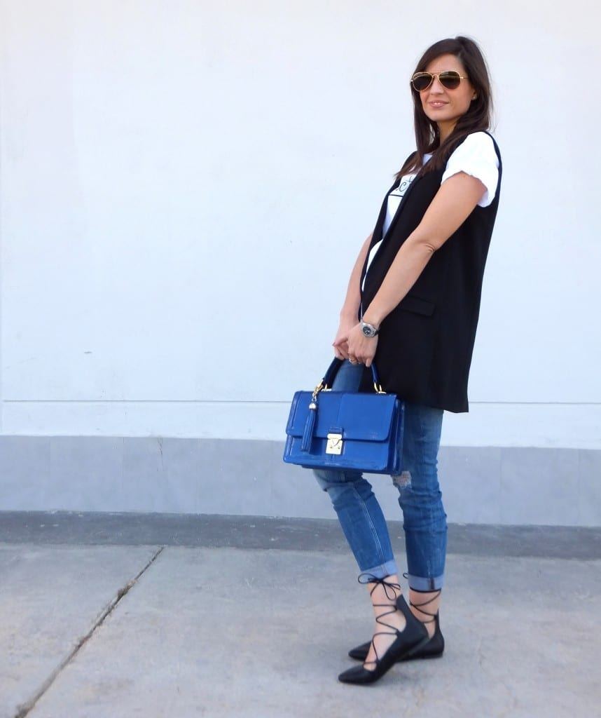 bolso de mano azul - barada luxury - bolsos de piel ubrique (39)