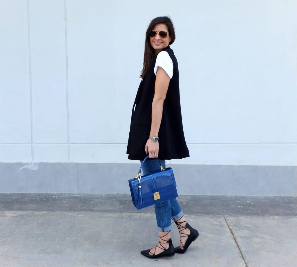 bolso de mano azul - barada luxury - bolsos de piel ubrique (65)