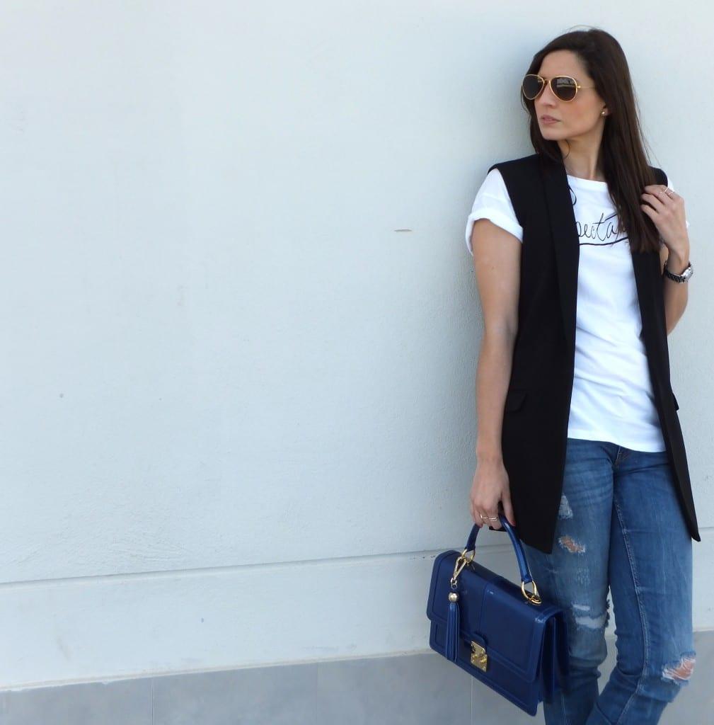 bolso de mano azul - barada luxury - bolsos de piel ubrique (8)