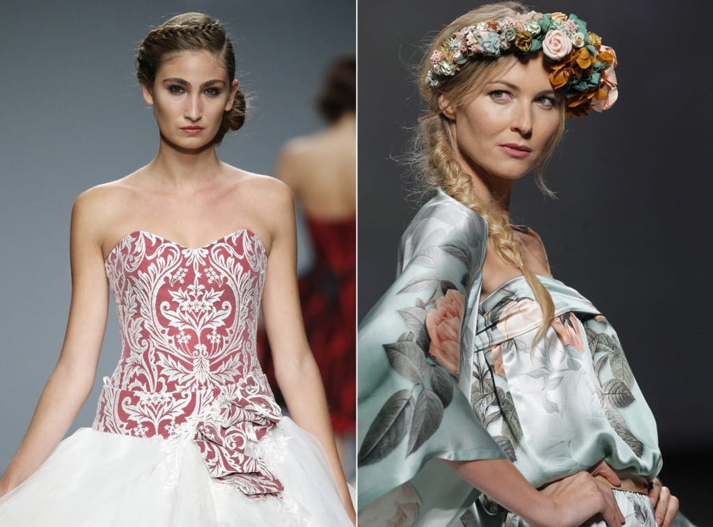 peinados de novias 2016 3