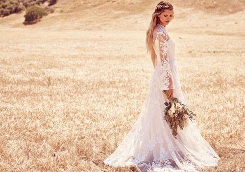 freepeople vestidos de novia boho chic style (15)