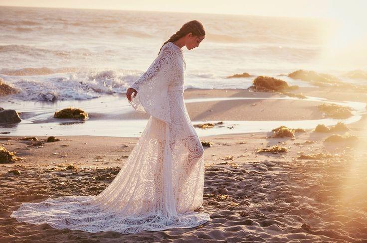 freepeople vestidos de novia boho chic style (2)