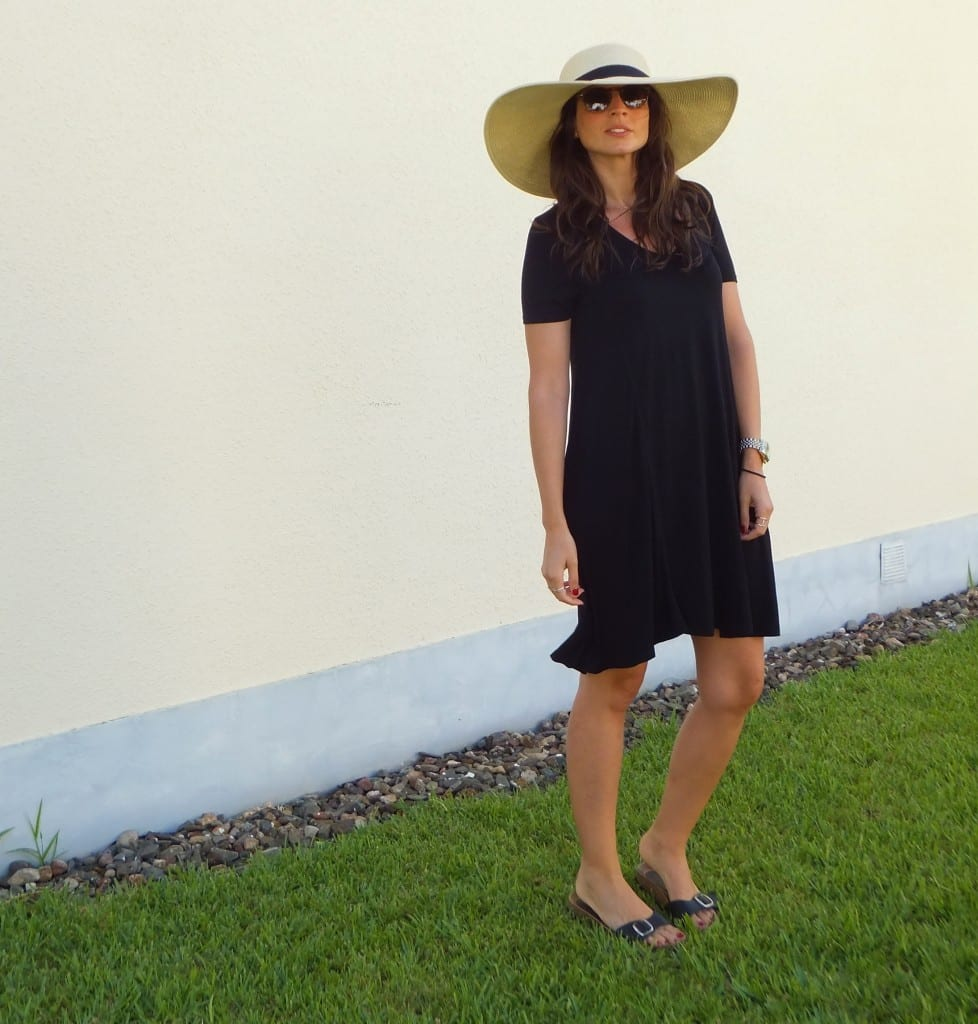 pamelas y sombreros de playa