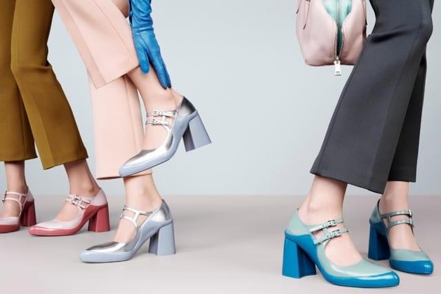 combinando granny shoes o zapatos de abuela