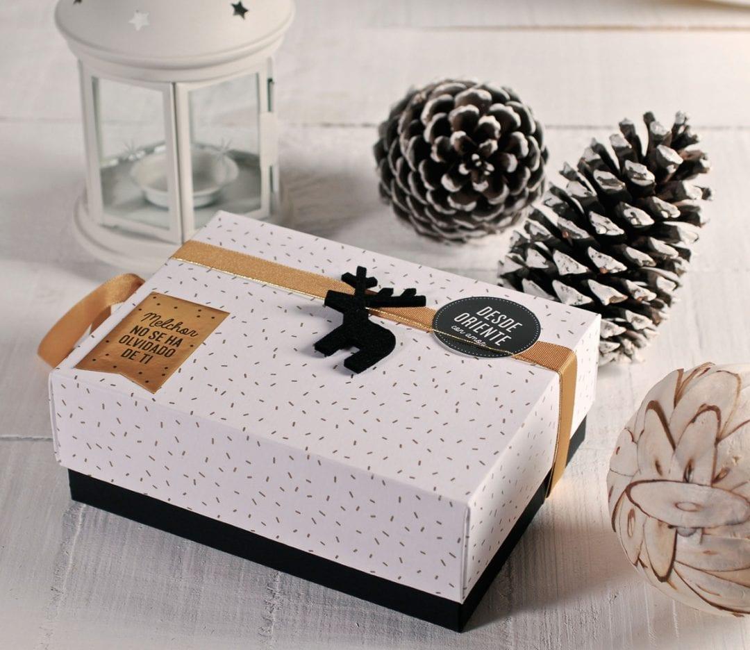 cajas bonitas navidad