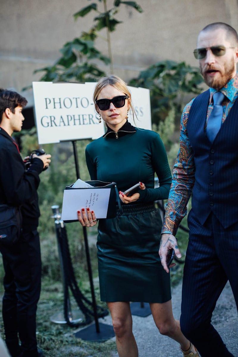 street style imagenes paris fashion week octubre 2015 (11)