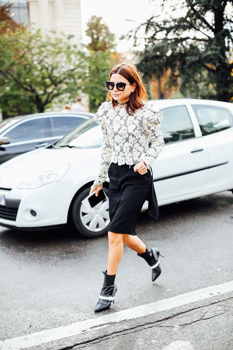 street style imagenes paris fashion week octubre 2015 (36)