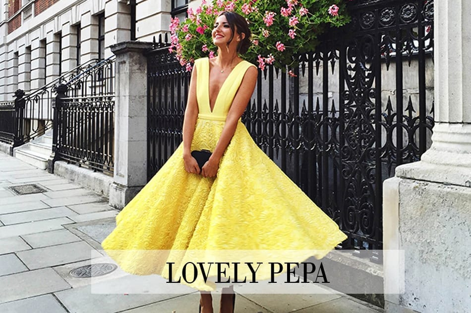bloguera de moda