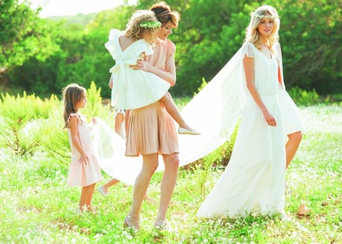 MADEMOISELLE R X LA REDOUTE vestidos de novia 2016