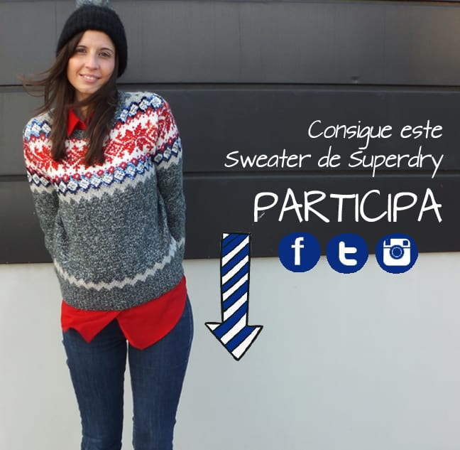 SORTEO SUPERDRY españa
