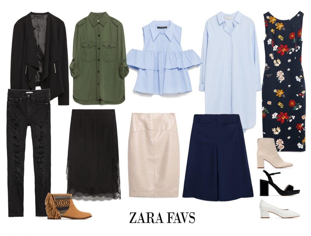 primavera verano zara coleccion fashion bloggers