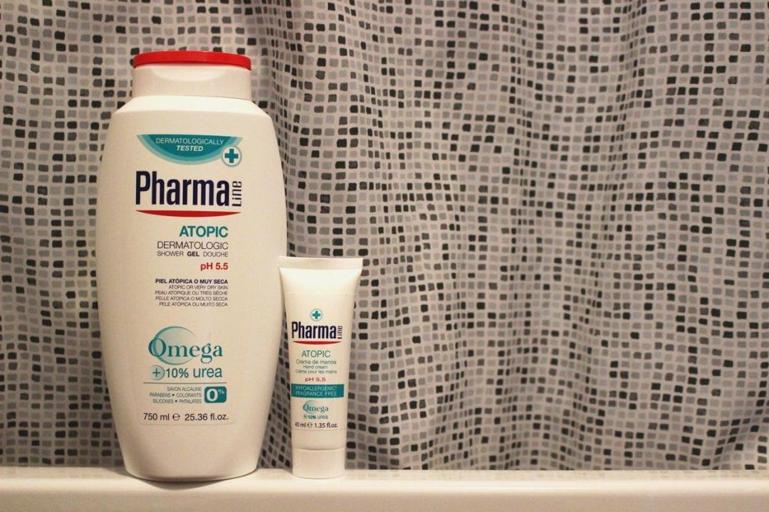 Pharmaline gel para dermatitis atopica