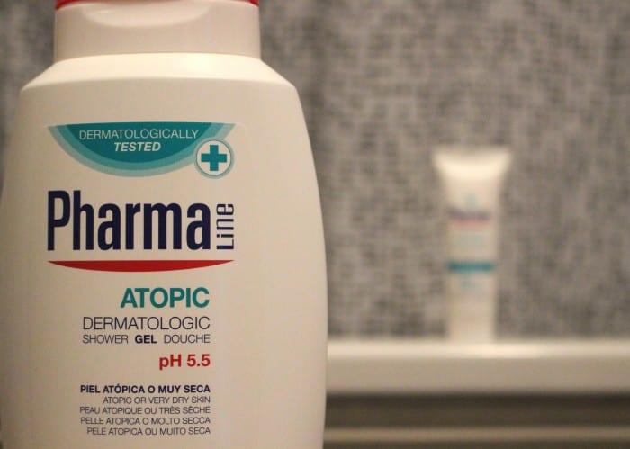 Pharmaline y dermatitis atopica
