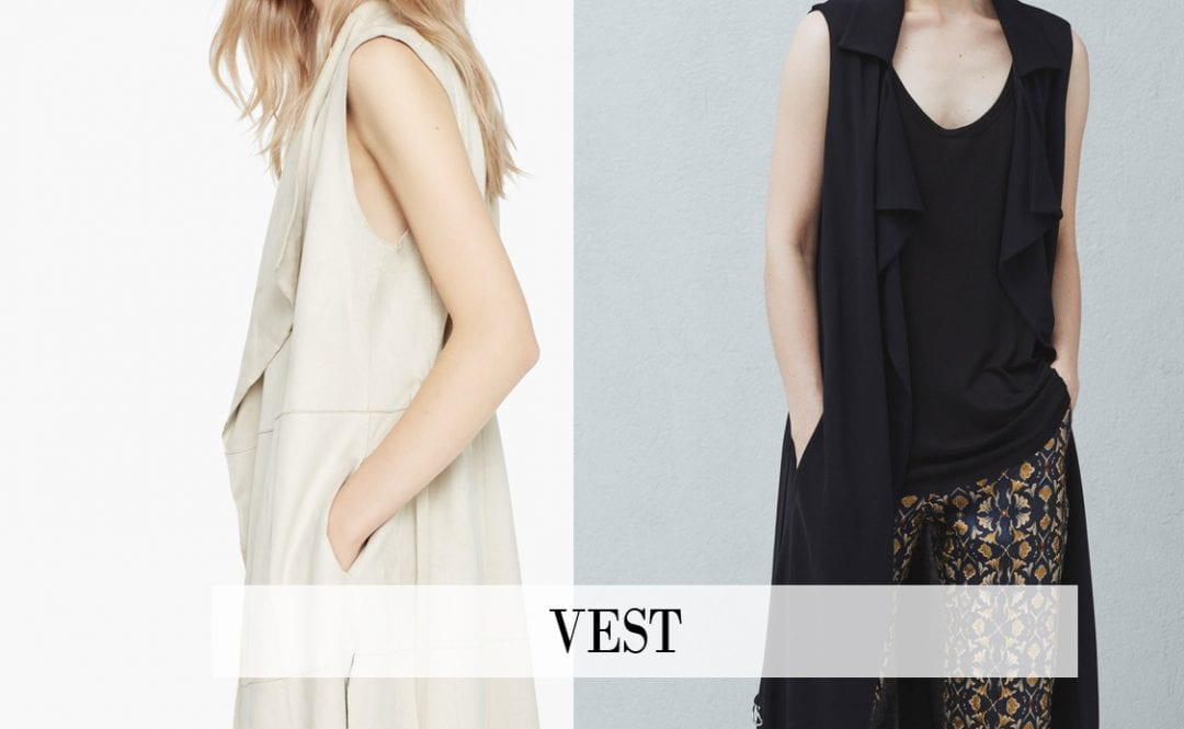 tendencias primavera verano 2016 long vest trends