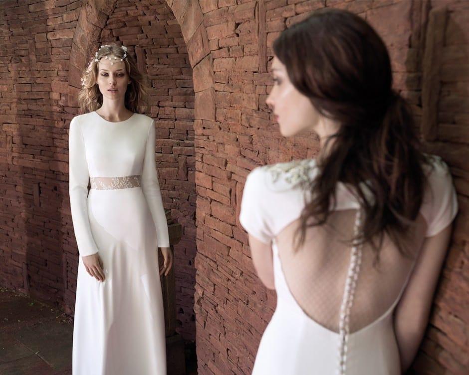 vestidos de novia Jesus Peiro 2016