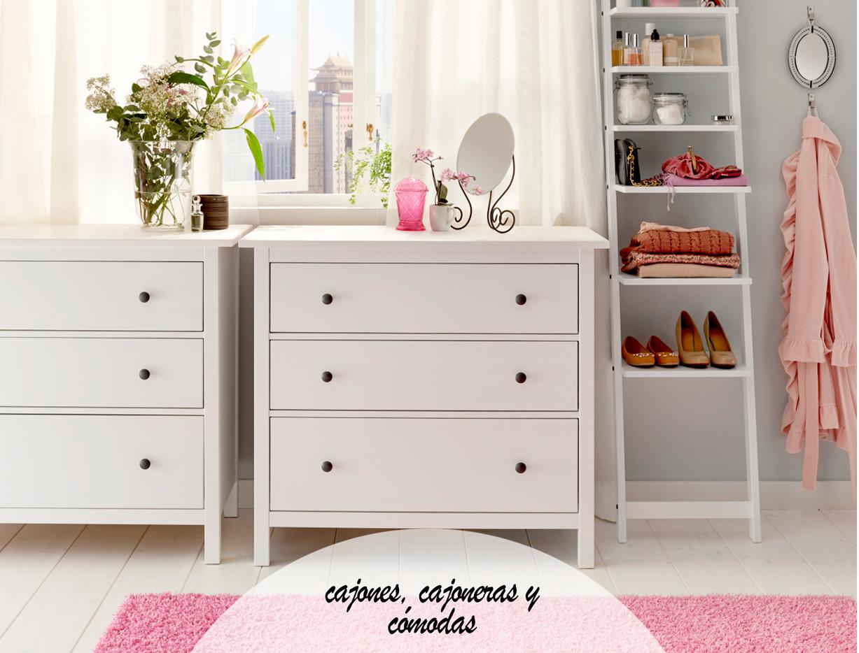 C mo organizar un dormitorio peque o y mantener el orden - Comodas para dormitorios ...