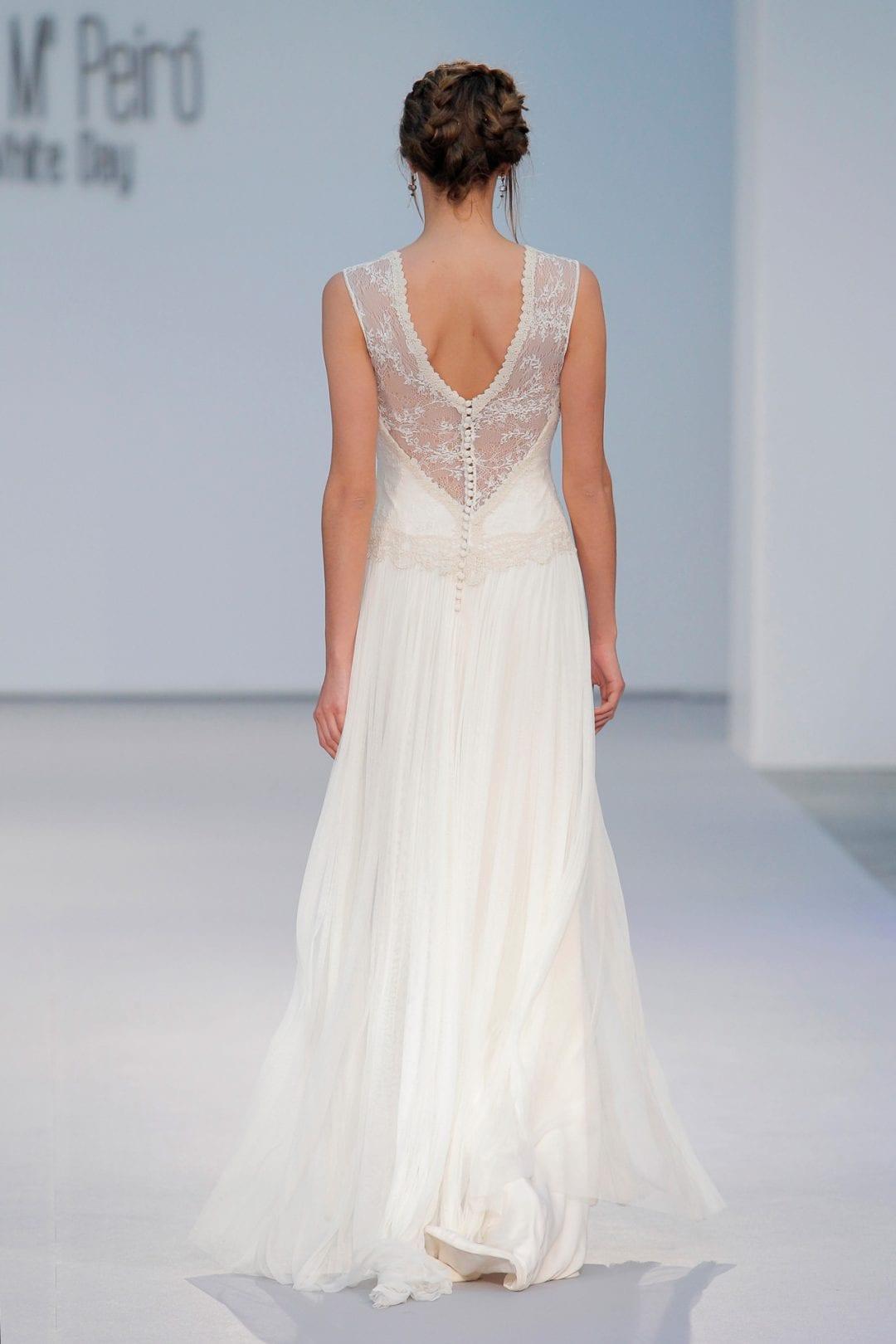 imagenes vestidos de novia Jose maria peiro 2017
