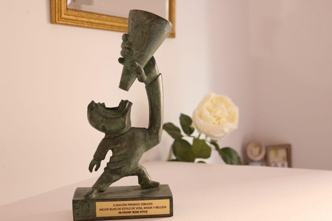 Mejor Blog de MOda - Premios 20 Blogs
