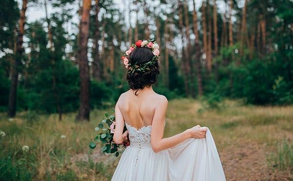 como organizar una boda - novia