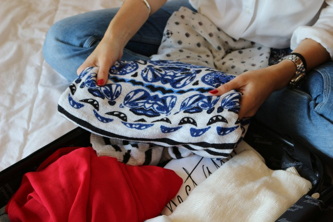 hacer el equipaje de mano o la maleta perfecta - fashion blog