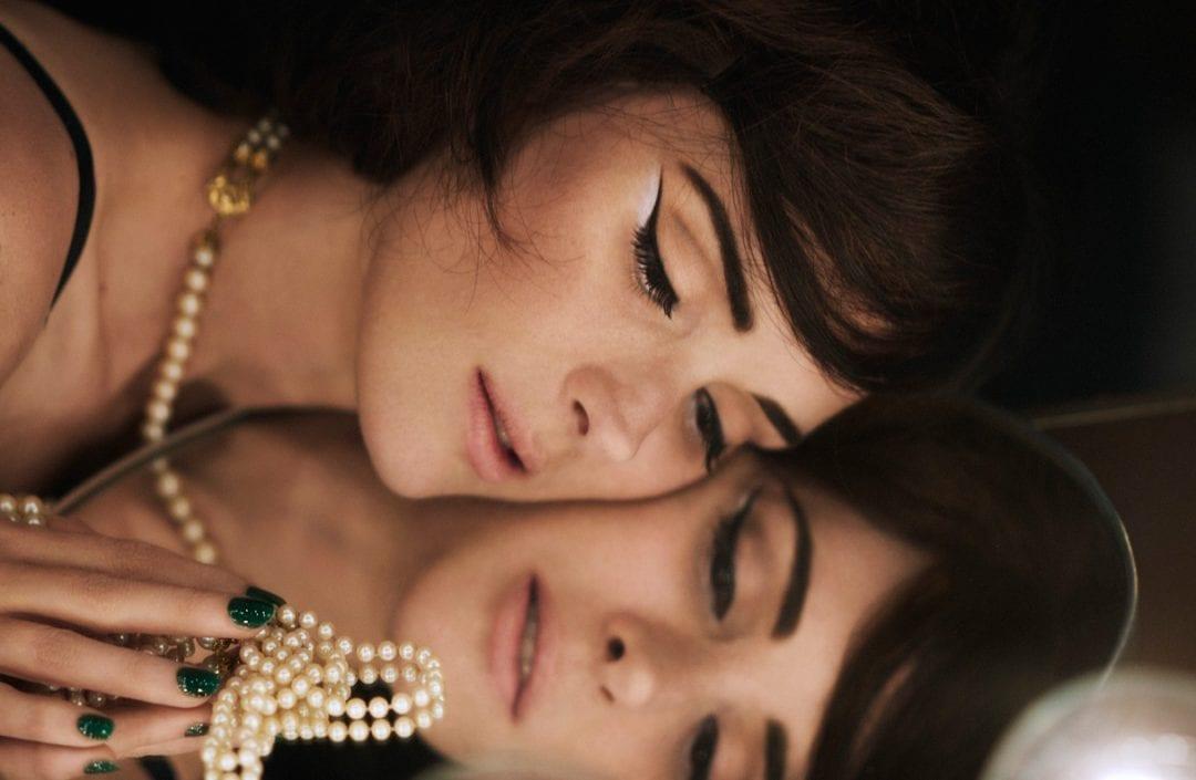 mascara de pestañas velvet noir de Marc Jacobs para Sephora - Winnona Ryder