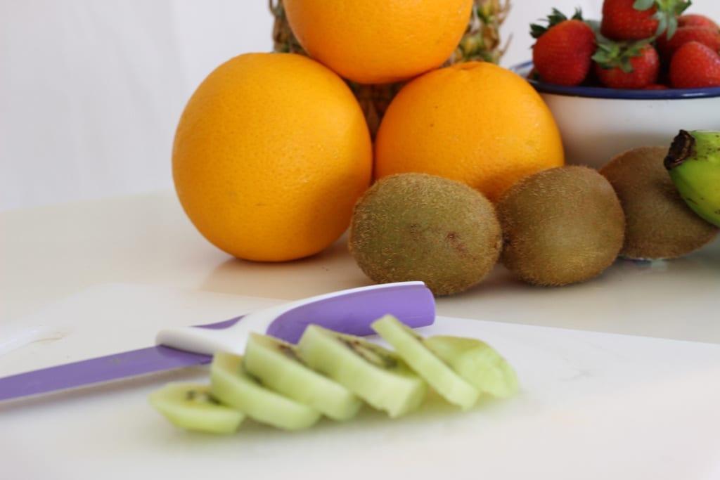 healthy life with Zespri kiwi smoothie recipe