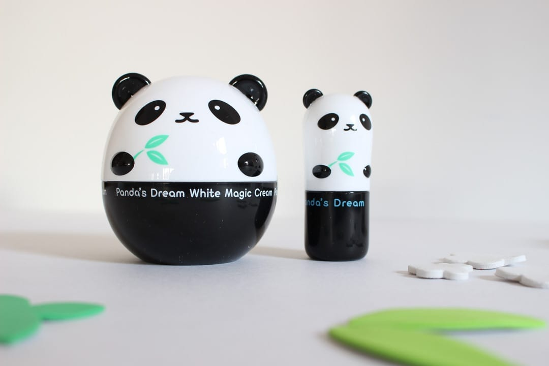 Tony Moly Pandas Dream white magic cream y cool stick