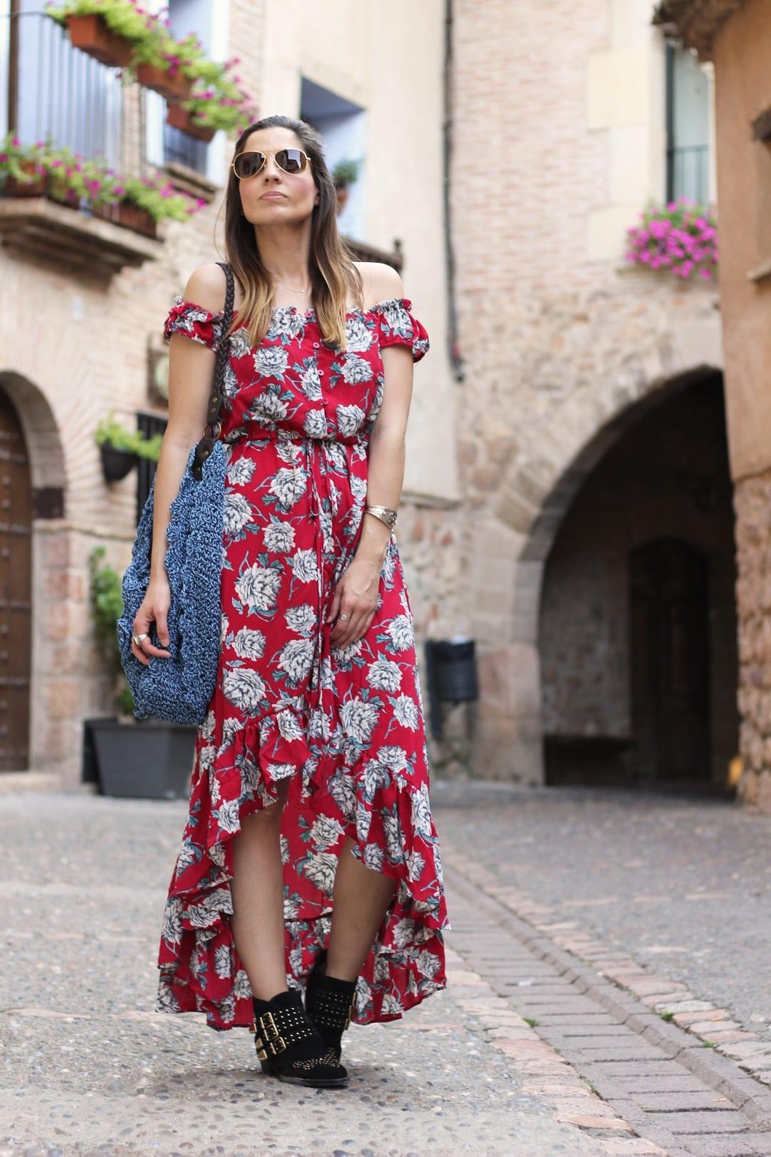 vestidos largos verano