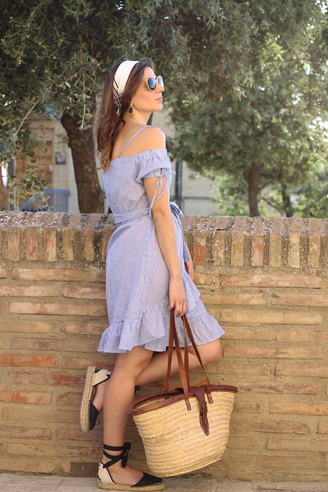 romwe vestido blog de moda